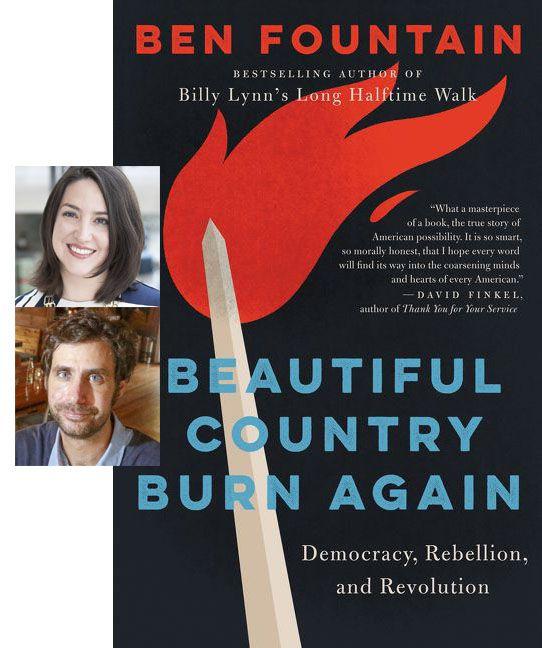 Beautiful Country Burn Again, by Ben Fountain. (HarperCollins)