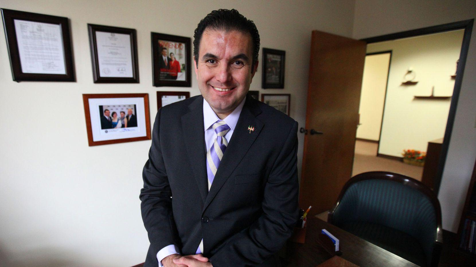 Juan Miguel López. DMN