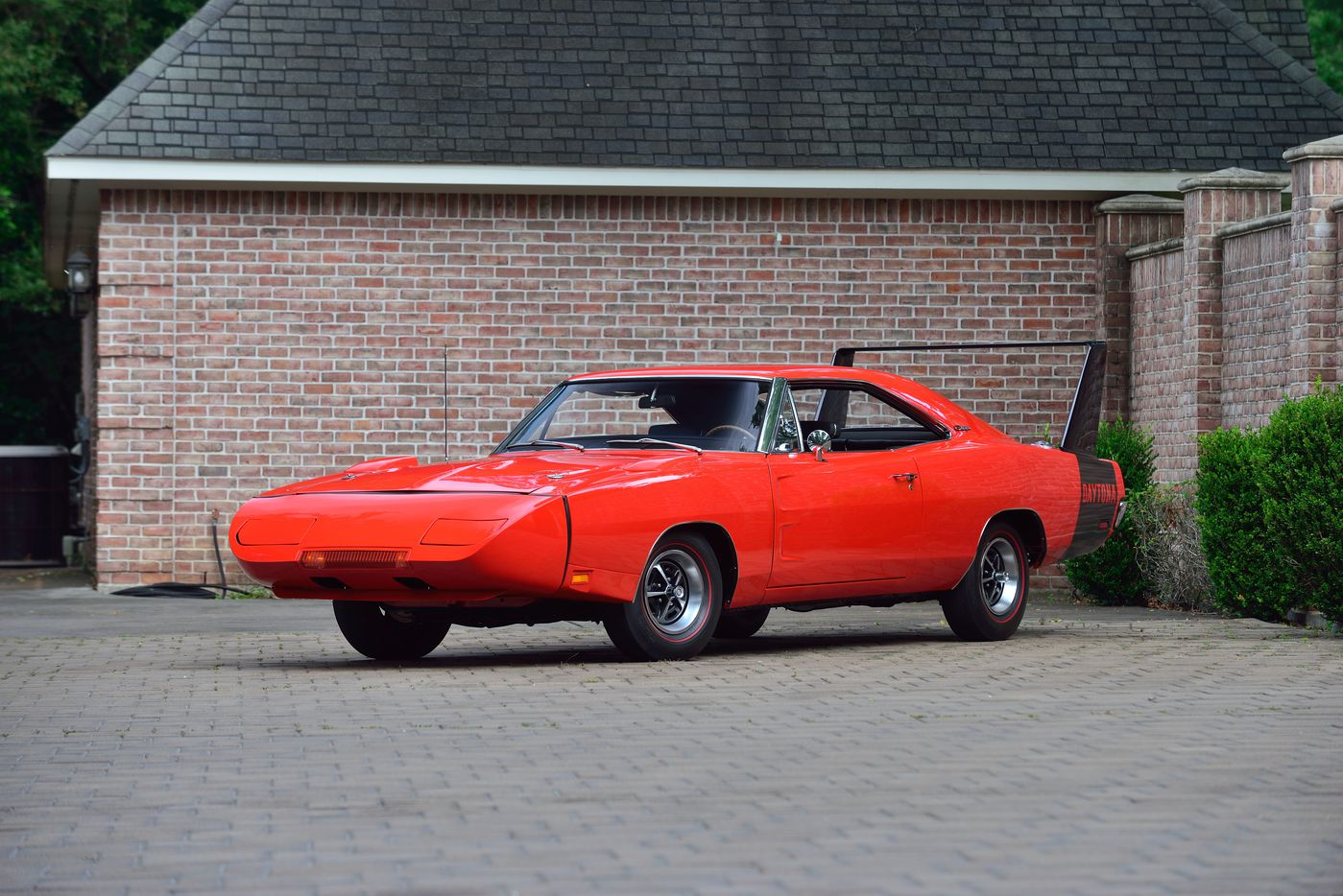 Lot S91 1969 Dodge Daytona