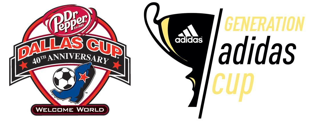 Dallas Cup and Generation adidas Cup.
