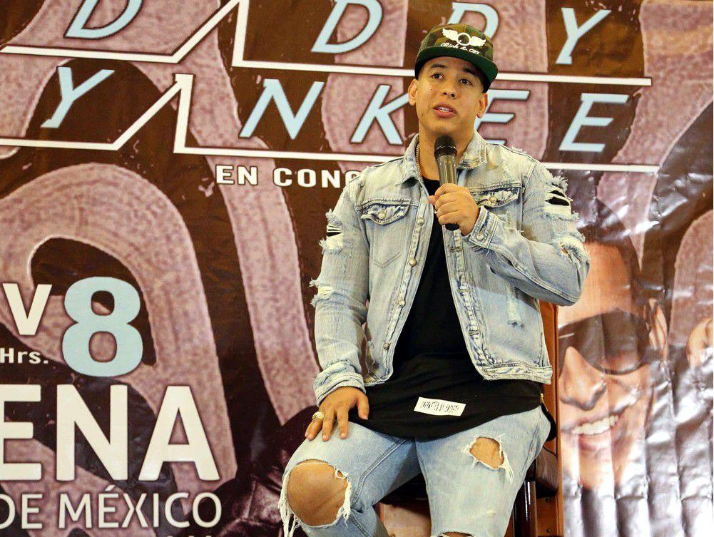 """Daddy Yankee es una de las celebridades que fueron mencionadas en la investigación que ha sido denominada """"Los Papeles de Panama""""./AGENCIA REFORMA"""