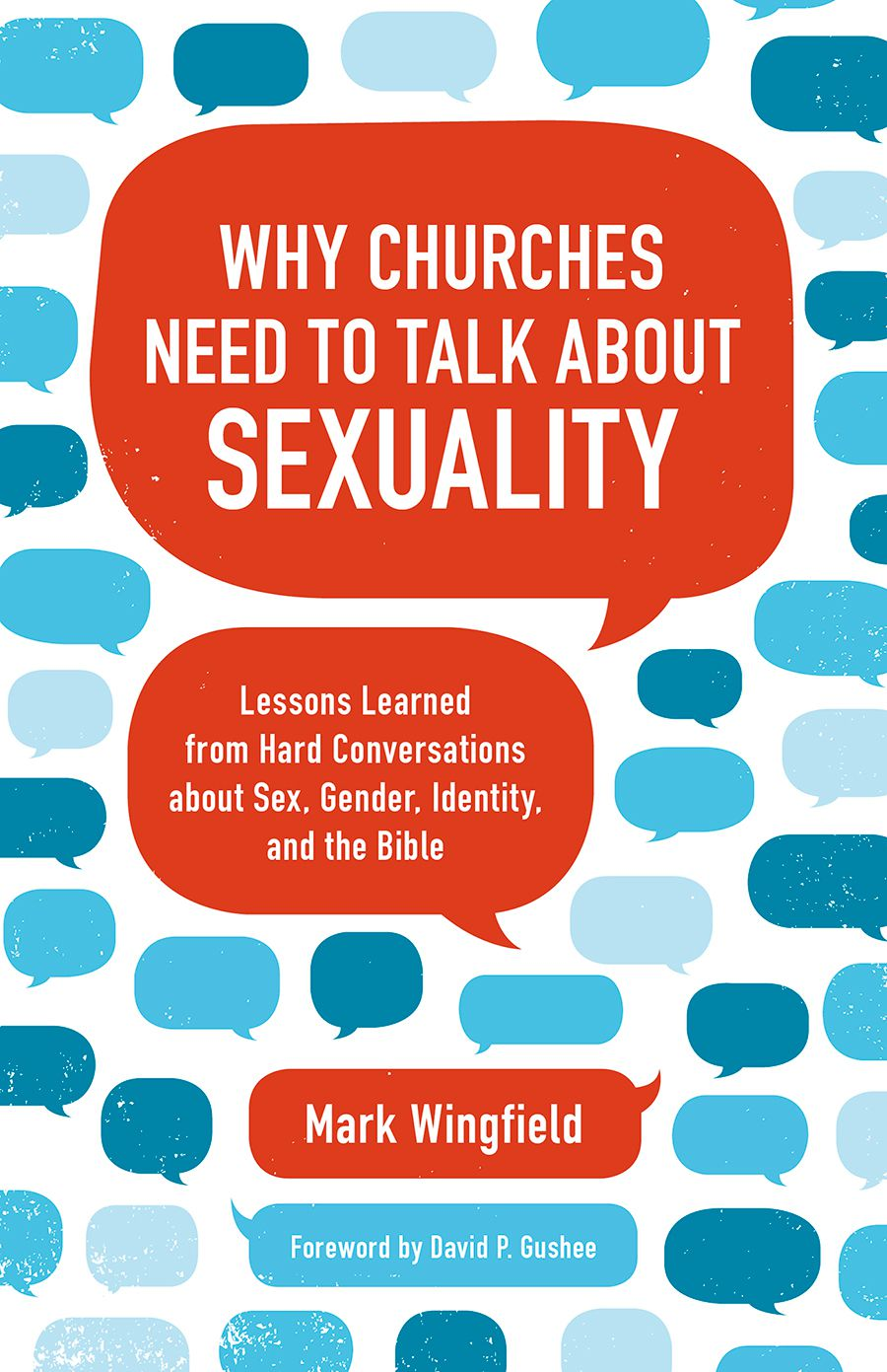 Mark wingfield's new book, which carries a slightly different title than the one he originally proposed