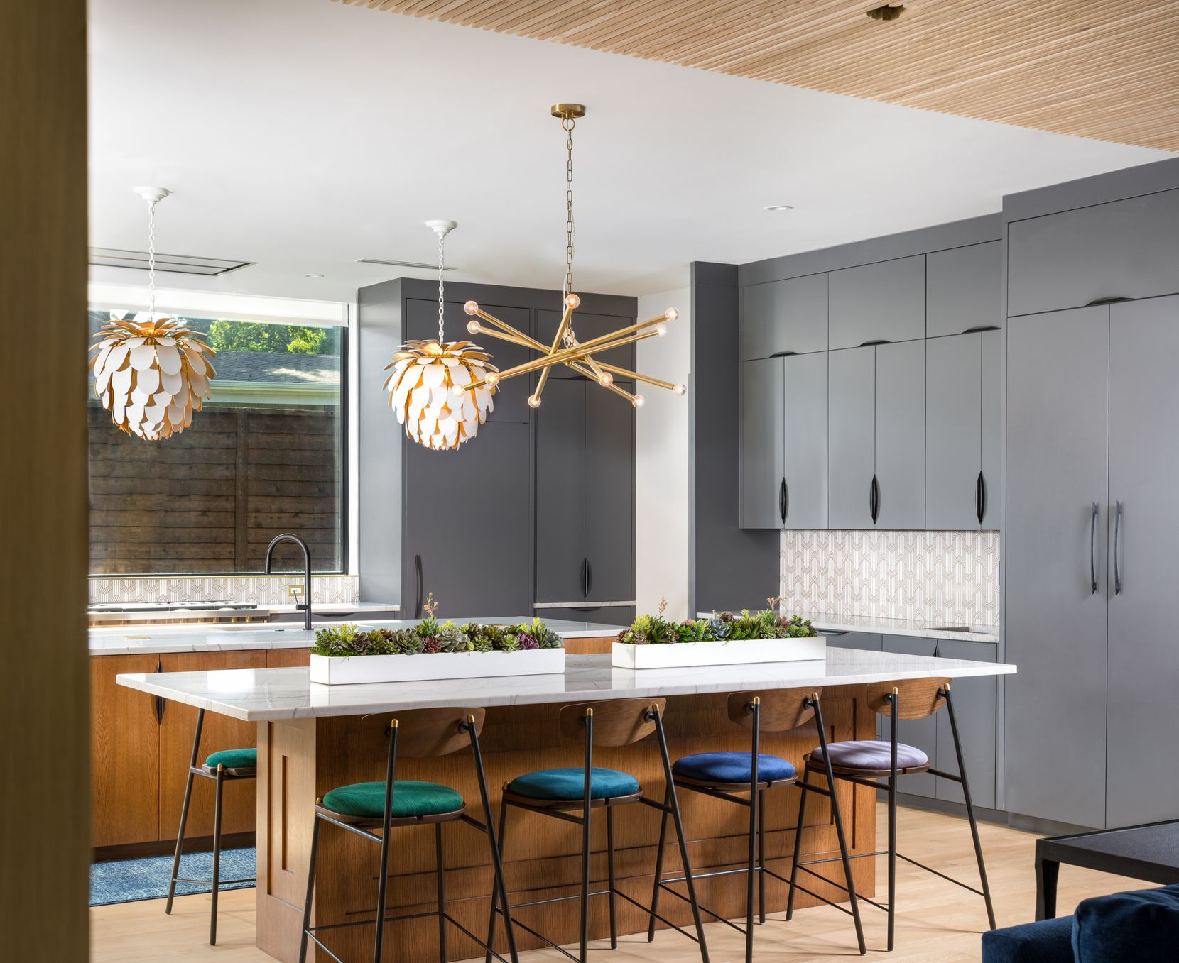 A Lakewood home renovated by Maestri Studio is included in the 2019 AIA Dallas Tour of Homes.