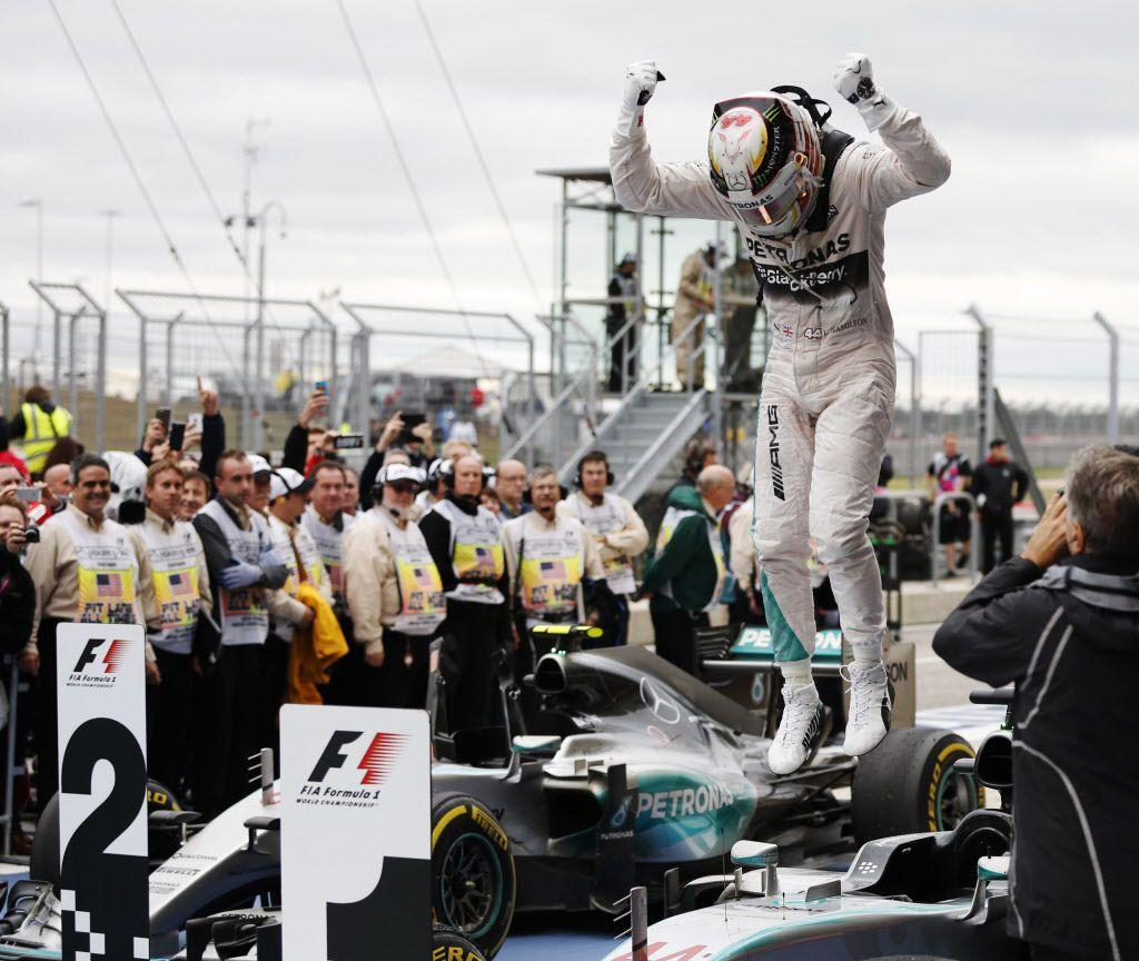 El británico Lewis Hamilton revalidó el título con Mercedes del año pasado. También salió campeón con McLaren en 2008. AP Hamilton suma ahora 21 victorias en las últimas dos temporadas,