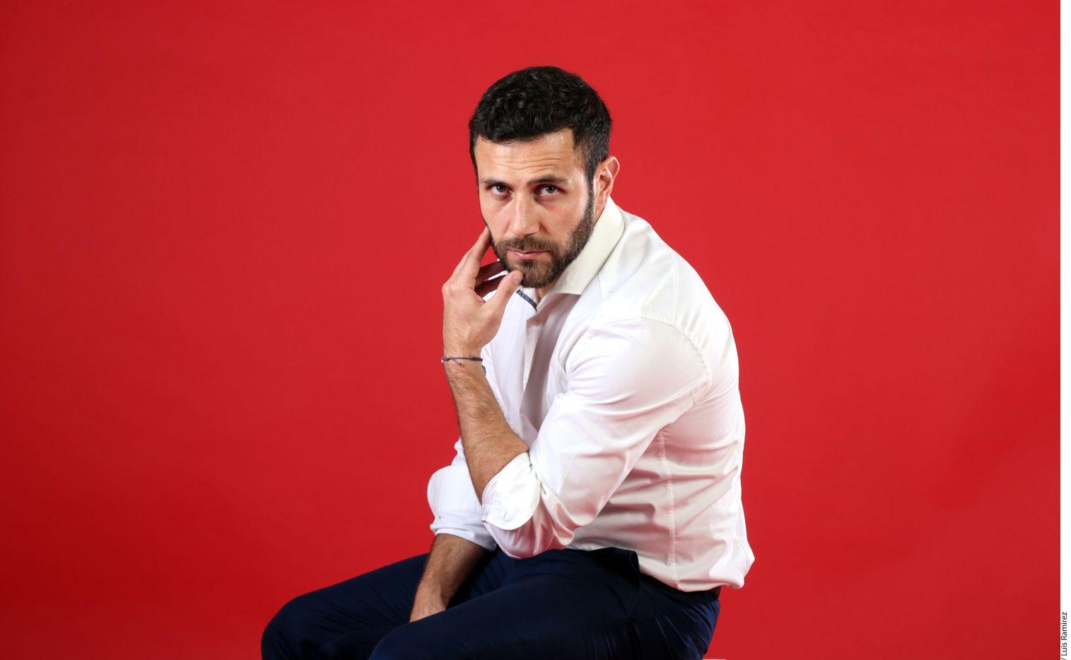 """Carlos Ferro espera que su papel en """"La Boda de Mi Mejor Amigo"""" sea bien recibida por la audiencia./ AGENCIA REFORMA"""