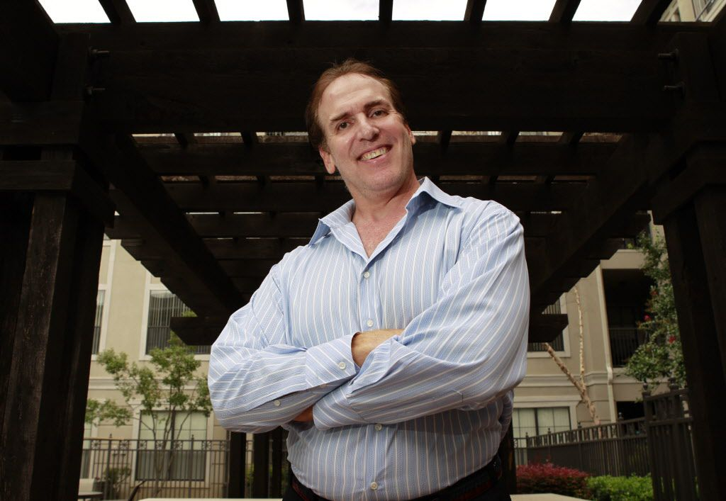 Brian Cuban, 49, brother of Mark Cuban, pictured on September 23, 2010, is a lawyer and a writer. (Michael Ainsworth/The Dallas Morning News)