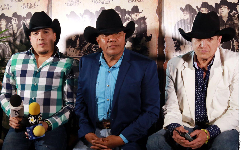 """""""Bronco Primera Fila"""", que grabaron con Sony Music, los coloca de nuevo en la escena con el nombre de Bronco, que pertenecía legalmente a su ex representante Óscar Flores./ AGENCIA REFORMA"""
