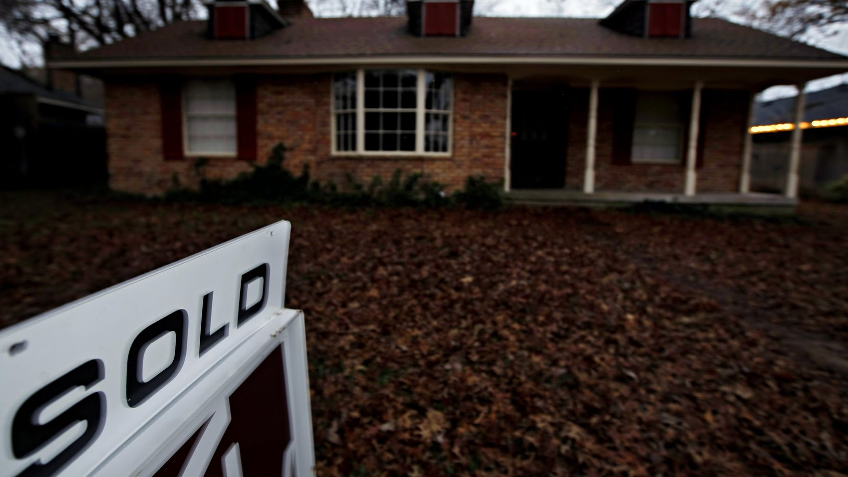 Last year Dallas-area homes sold for a median of  $12,000 above list price.