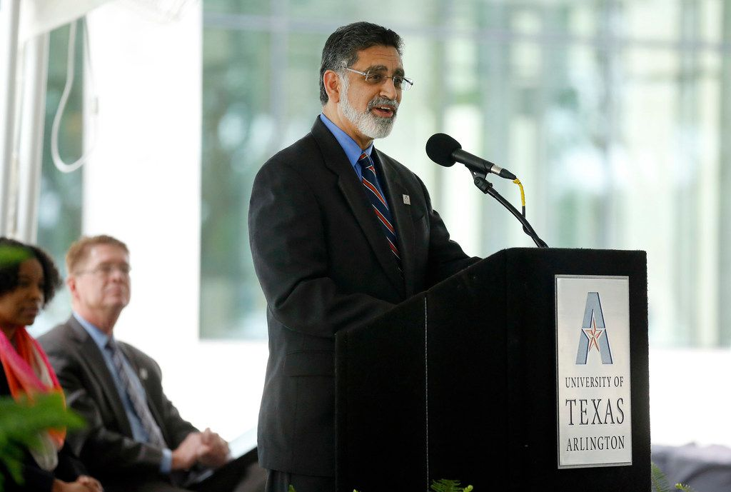 University of Texas-Arlington president Vistasp Karbhari is forming a task force to review Greek life on campus and make recommendations to address dangerous behavior and make the school safer.