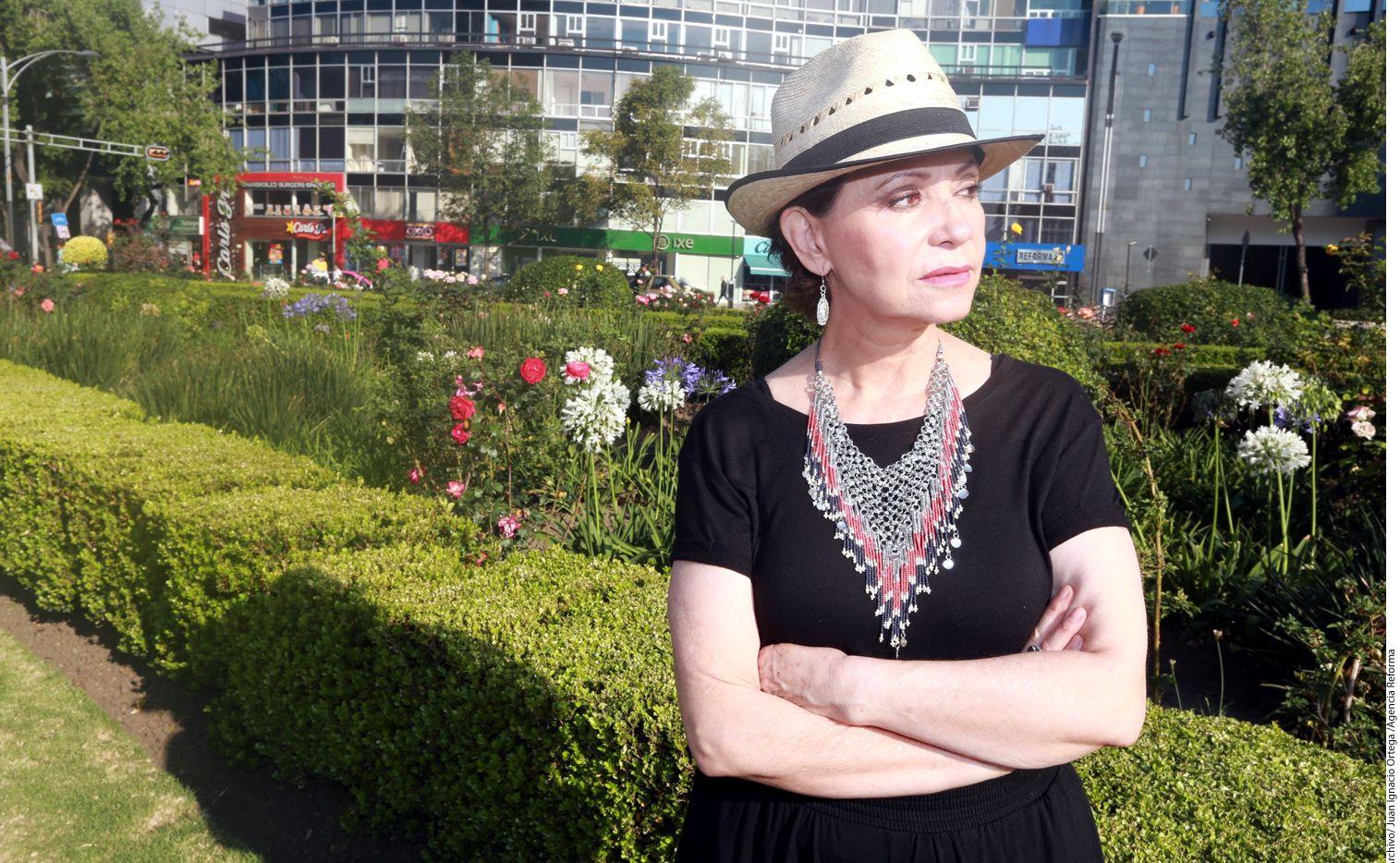Este año, la actriz mexicana Adriana Barraza (foto) también formó parte del elenco de la telenovela producida por Telemundo titulada Silvana Sin Lana, en la que compartió créditos con Maritza Rodríguez y Carlos Ponce./AGENCIA REFORMA