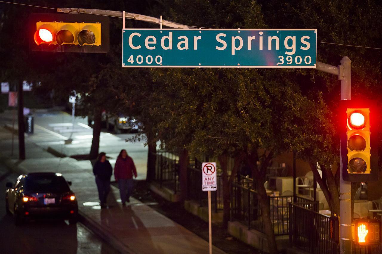 La zona de Oak Lawn vivió una ola de ataques violentos desde finales del 2015. (DMN/SMILEY N. POOL)