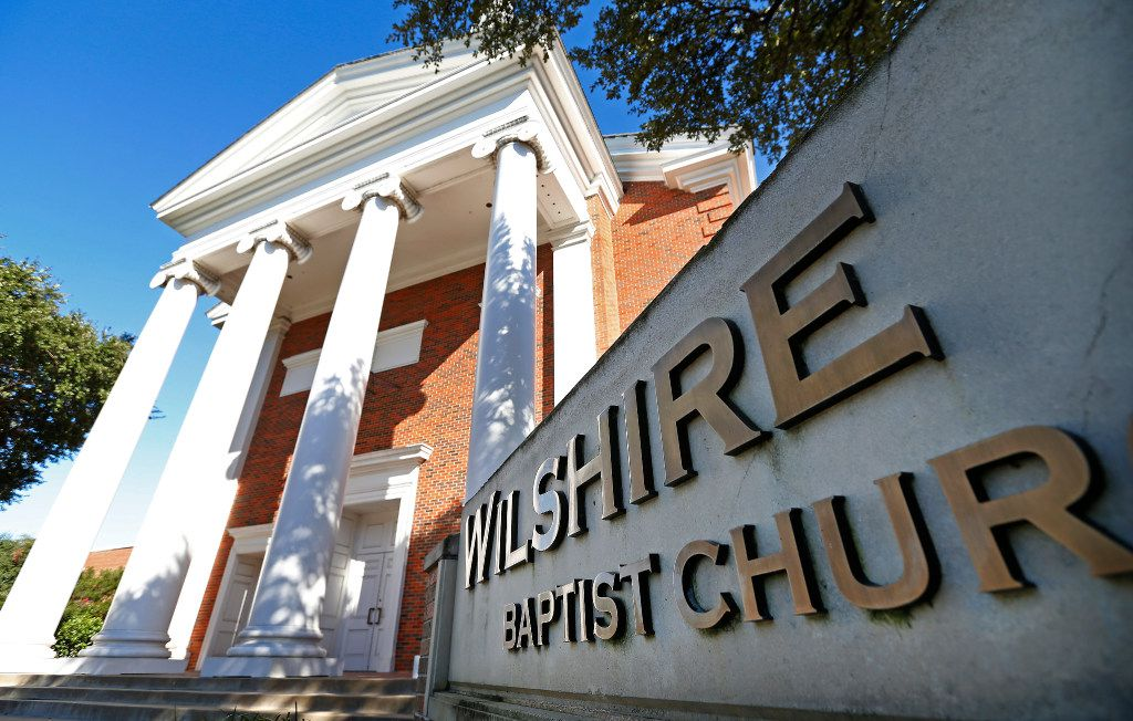 Wilshire Baptist Church in Dallas voted in November to grant full membership to LGBT individuals. (Jae S. Lee/Staff Photographer)
