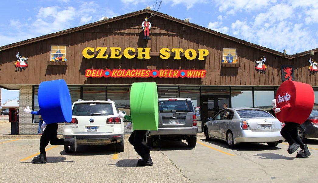 La panadería de West, Texas, Czech Stop traerá sus kolaches al Plano en octubre. Foto DMN