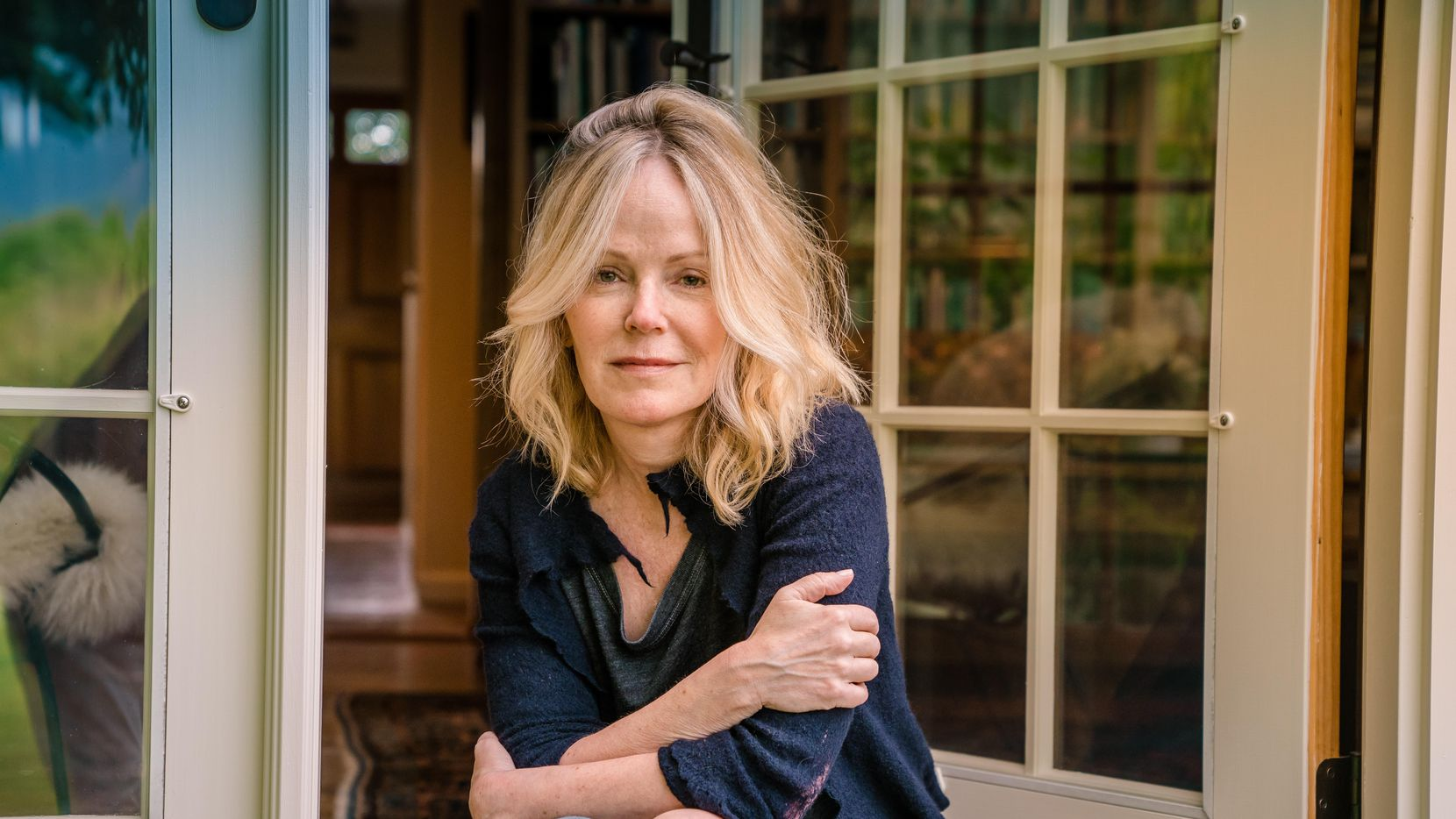 Dani Shapiro learned through a DNA test that she was not her father's biological daughter. She wrote about the revelation — and her quest for answers — in her new memoir, Inheritance.