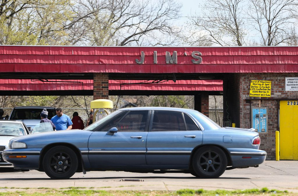 """City officials say Jim's Car Wash on Martin Luther King Jr. Boulevard has an """"adverse effect"""" on nearby properties. The 24-hour self-service operation has long been blamed for crime in the area."""