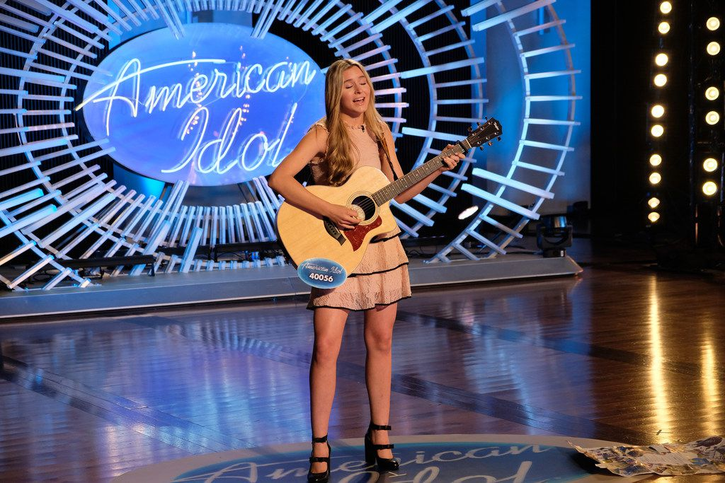 """""""American Idol"""" will return to television as superstar judges Luke Bryan, Katy Perry and Lionel Richie set out on a journey across the nation to discover a new crop of inspiring talent with a touch of Disney magic, as it premieres its first season at its new home on ABC. Harper Grace of McKinney will audition in the premiere. There are 12 other hopefuls from North Texas throughout the season."""