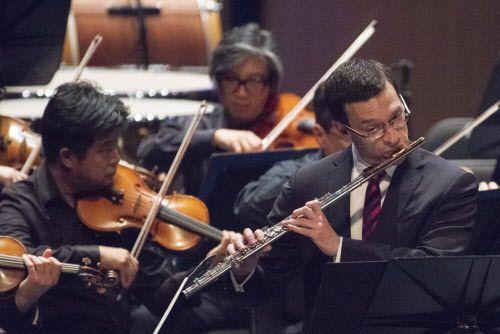 La orquesta sinfónica celebrará el centenario del Consulado de México en Dallas. (Rex C. Curry/DMN)