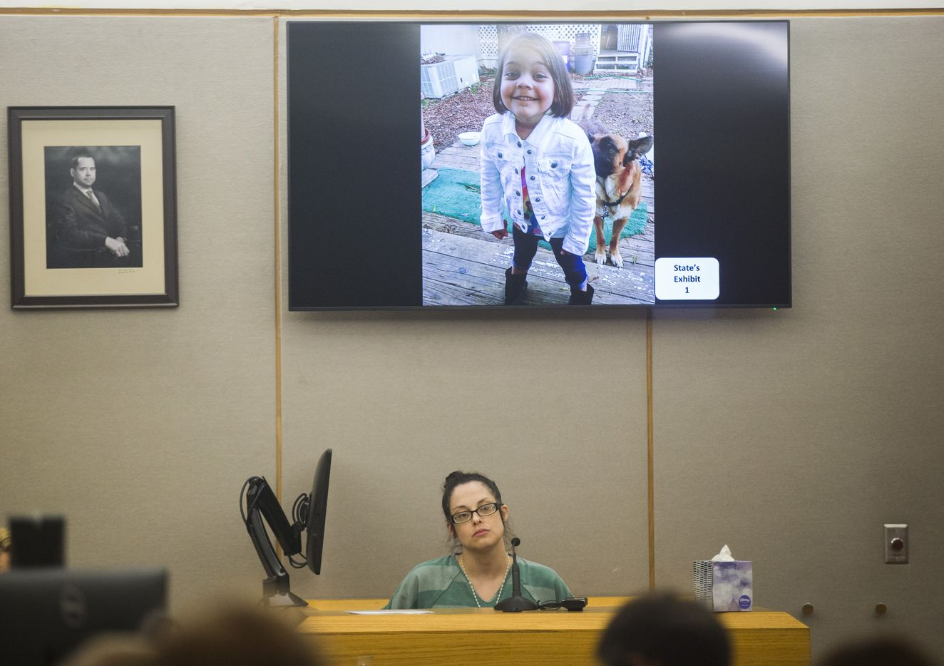 Jeri Quezada, the mother of Leiliana Wright, testified against Charles Phifer. She took a plea deal and will be sentenced to 50 years in prison.