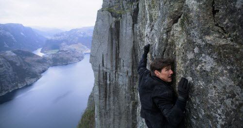 Mission: Impossible — Fallout. Paramount Pictures