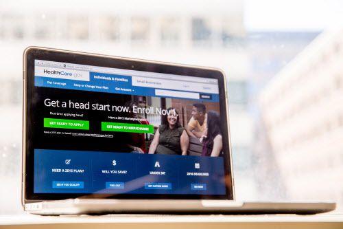 Gobierno federal asegura que Healthcare.gov funcionará más rápido. ANDREW HARNIK/AP