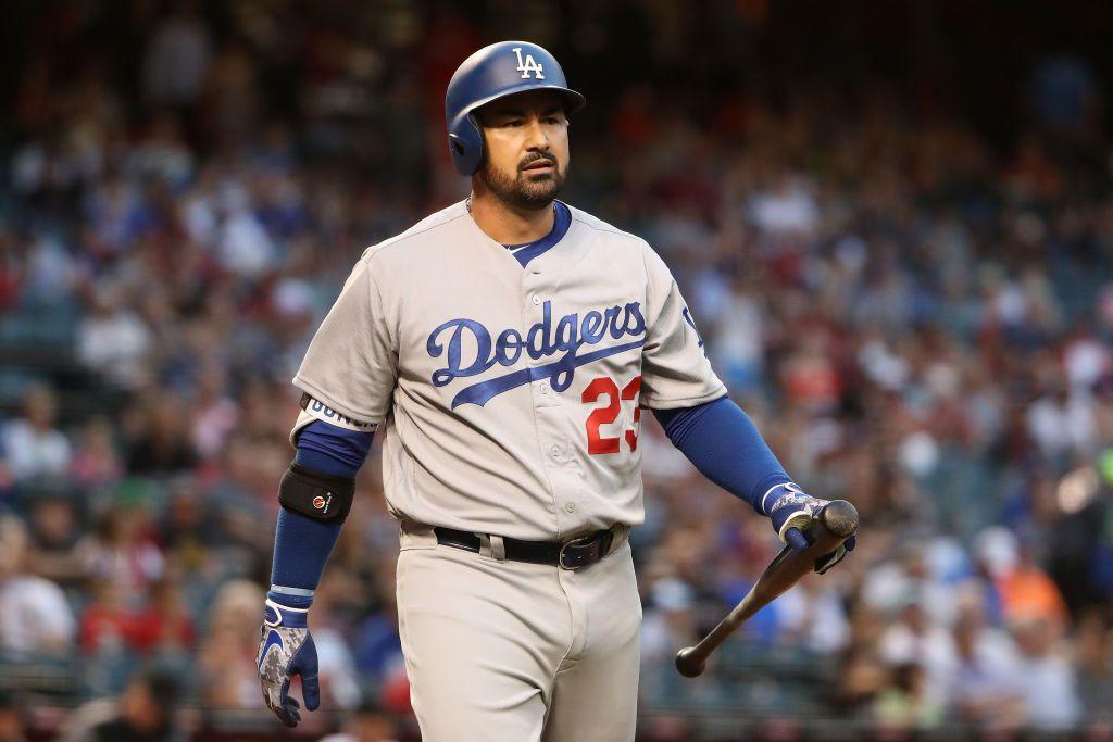 El ex pelotero de los Rangers, Adrián González, pactó por un año con los Mets. Foto Getty Images