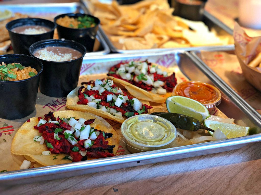 Twisted Trompo in Dallas will be selling $1 tacos to federal employees during the partial government shutdown.