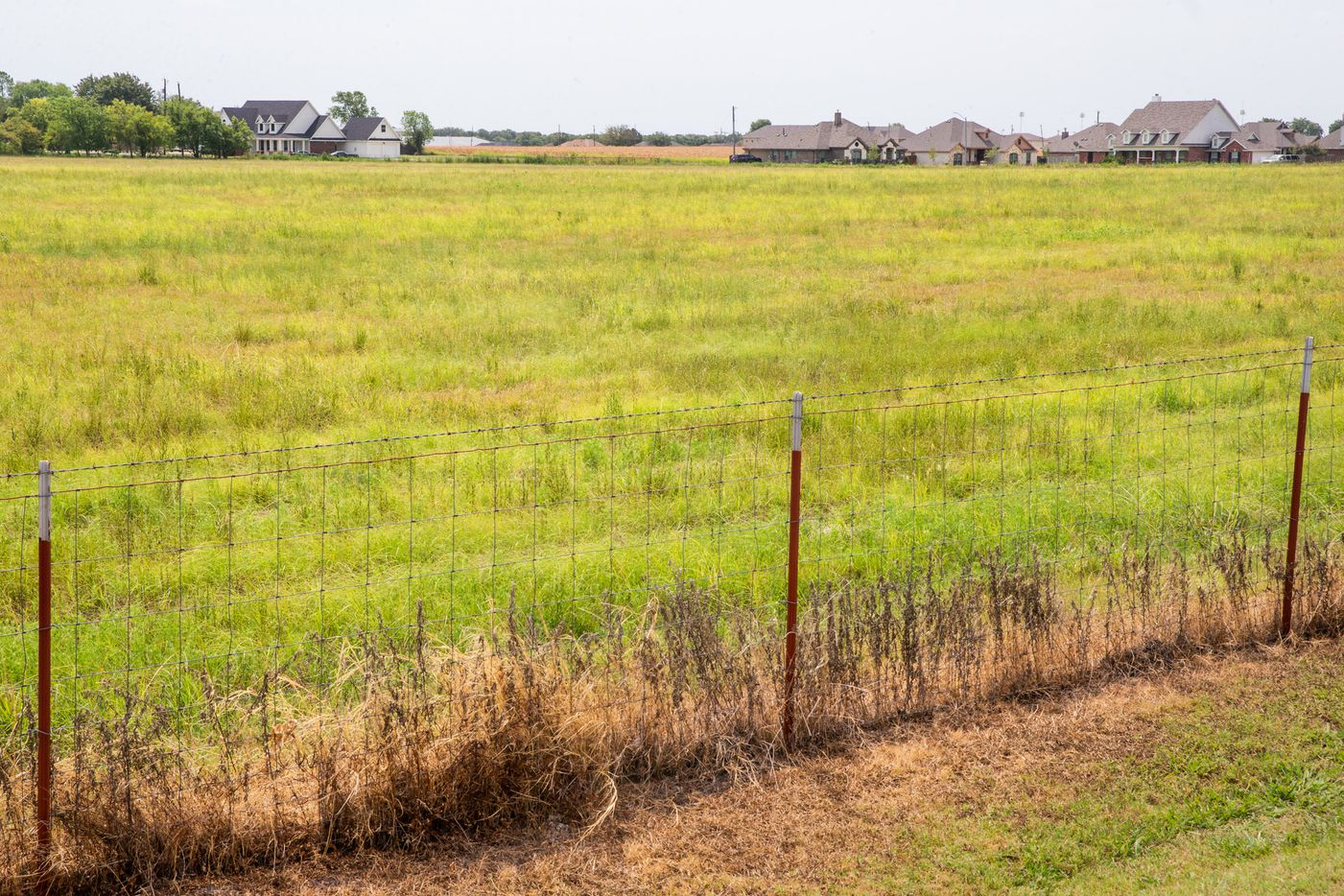 The 5,200-acre Woodstone residential development is planned to be built along Interstate 45 in the north Ellis County town of Ferris, and could bring thousands of new homes to the area.