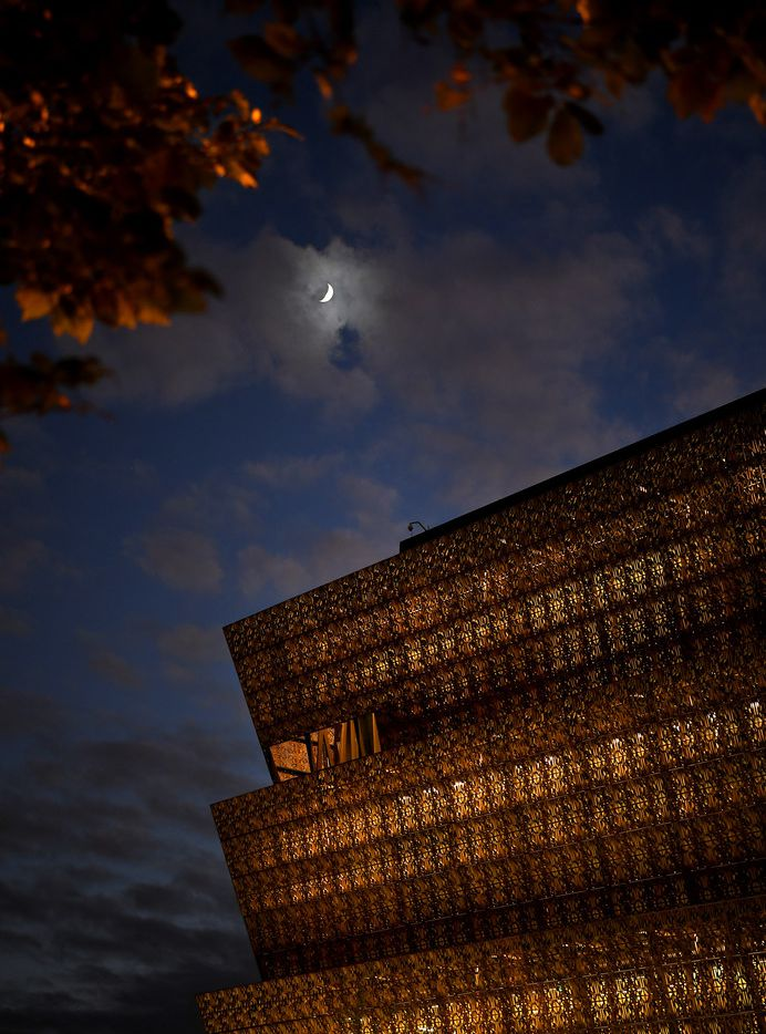 The Smithsonian National Museum of African American History & Culture in Washington, D.C.