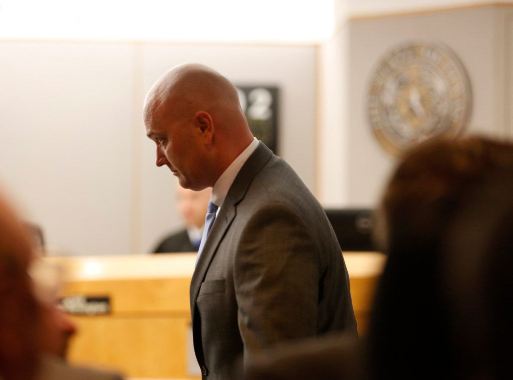 Roy Oliver is charged with murder for killing 15-year-old Jordan Edwards as he left a house party in Balch Springs last year.