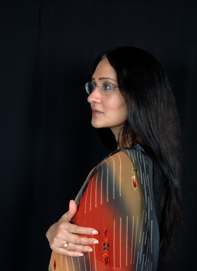 Ananda Devi, author of 'Eve Out of Her Ruins'