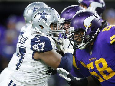 Dallas Cowboys y Minnesota Vikings no se cruzan en temporada regular desde 2016.