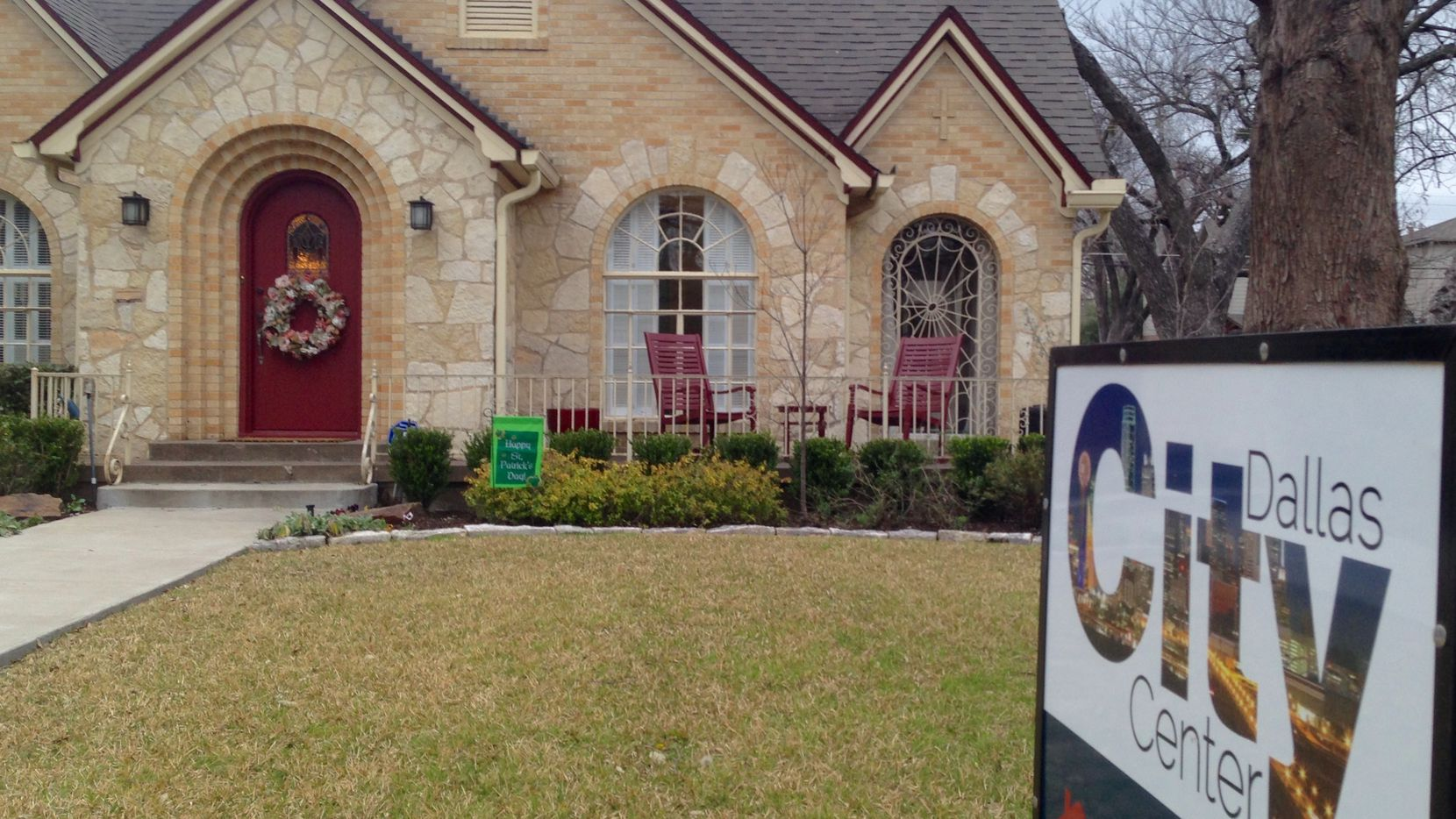 D-FW home prices have risen 72% since the Great Recession.