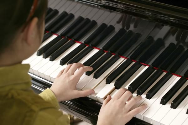 When you touch and play a variety of pianos, you'll start to hear a difference in the sounds.