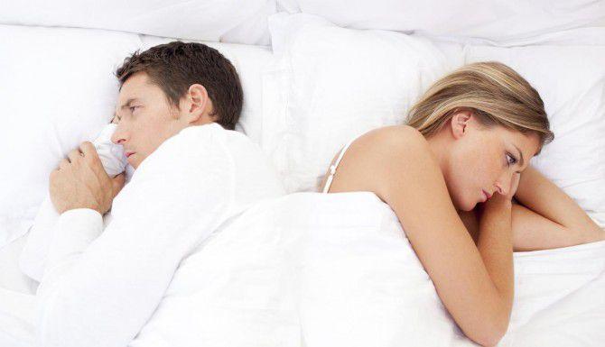 El fingir la satisfacción sexual puede provocar resentimiento entre la pareja.(iSTOCK)