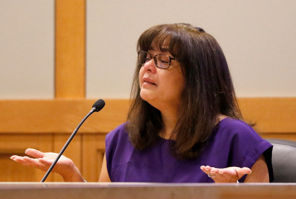 """""""She was not yours to take,"""" mom Anna Morris tells defendant Enrique Arochi."""