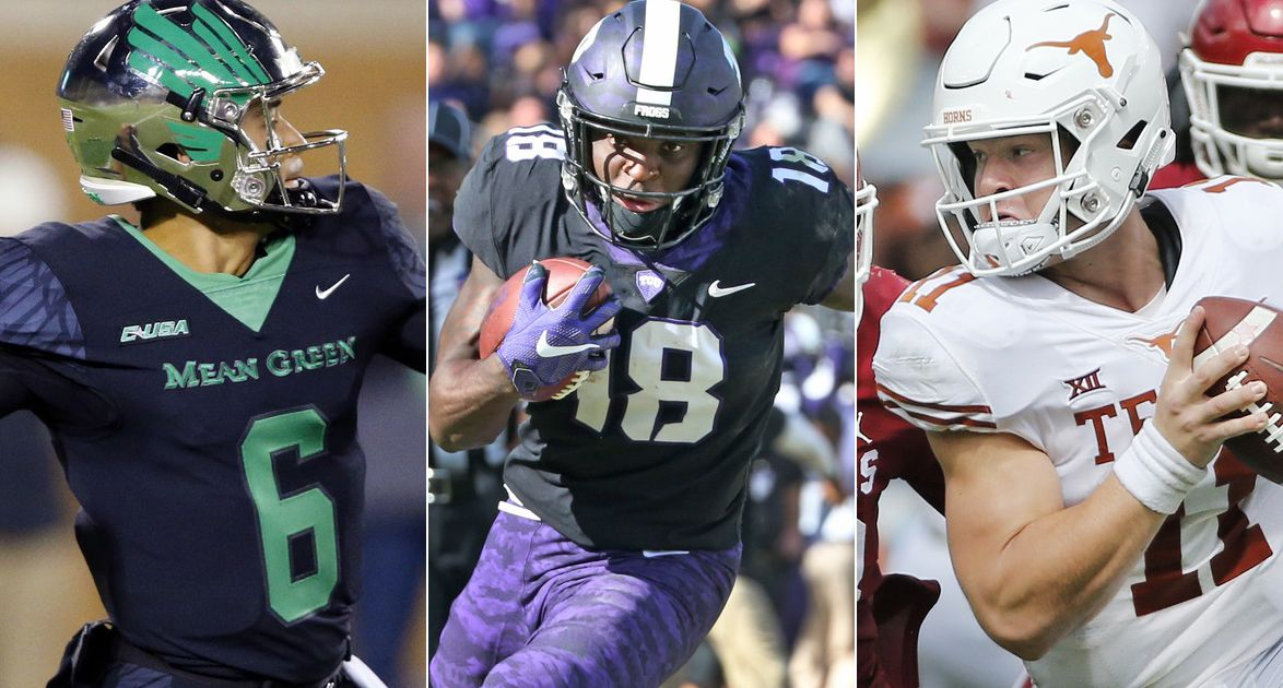 Best in Texas offseason series: QBs and WRs rule when it comes the state's most talented offensive players