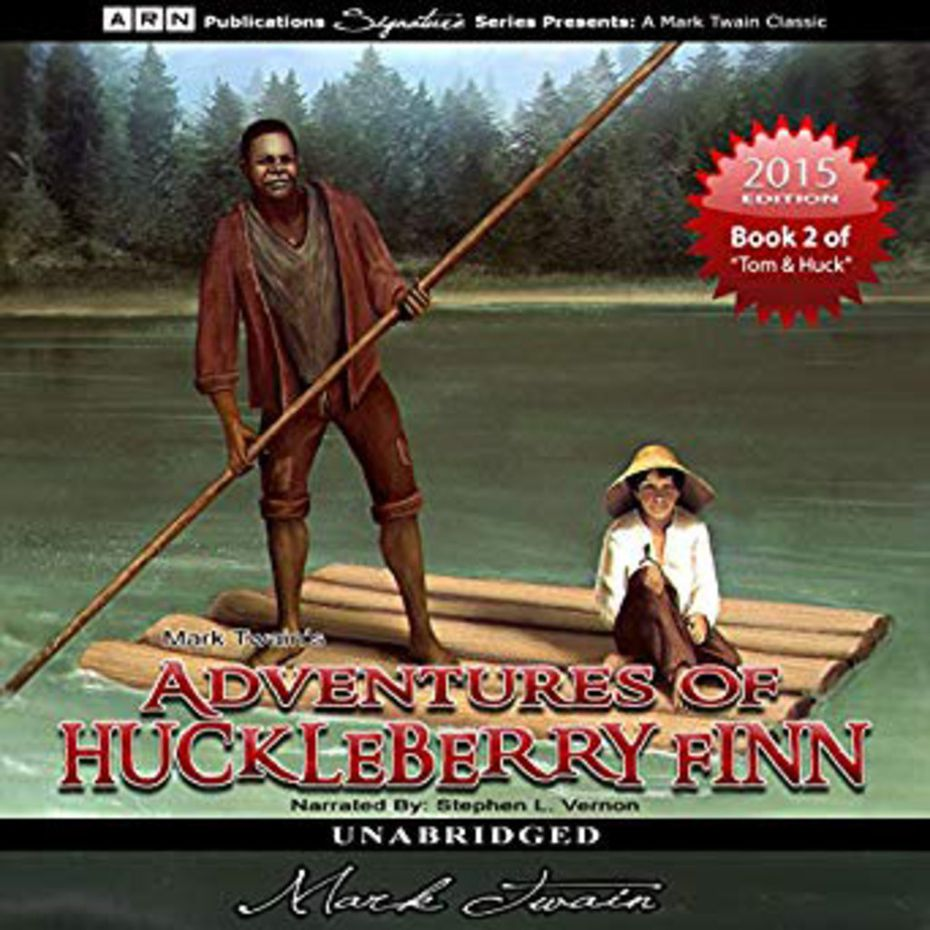 The classic tale of Huckleberry Finn exists in over 30 unabridged versions, and most are pretty solid in audiobook format. Among the excellent versions is Stephen L. Vernon's (A.R.N. Publications).