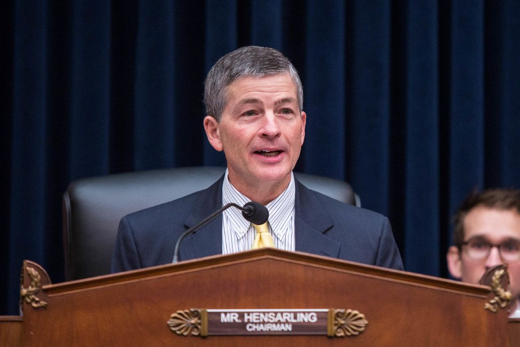 House Financial Services Committee Chairman Rep. Jeb Hensarling is telling federal agencies under his committee's jurisdiction to shield certain communication from open records requests.