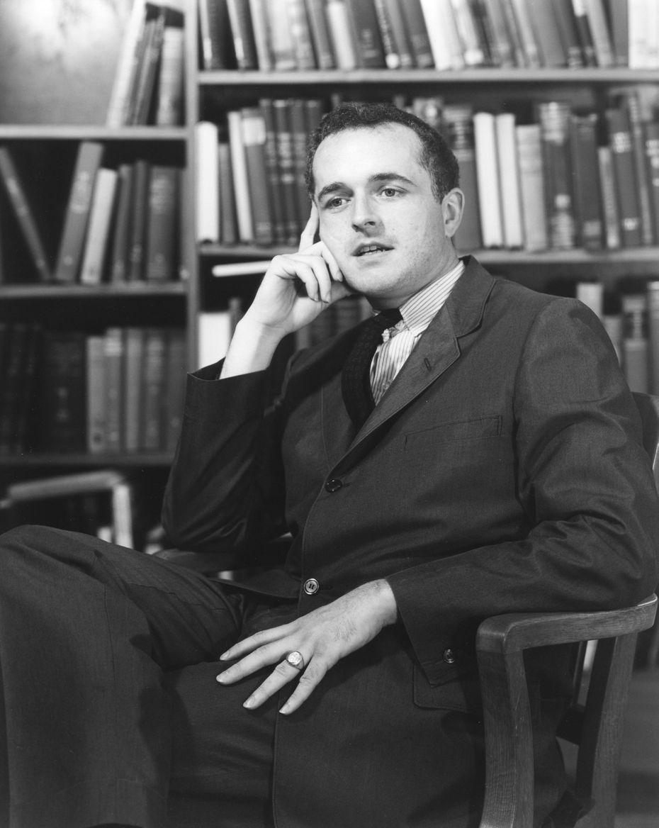 John Lunsford in 1963.
