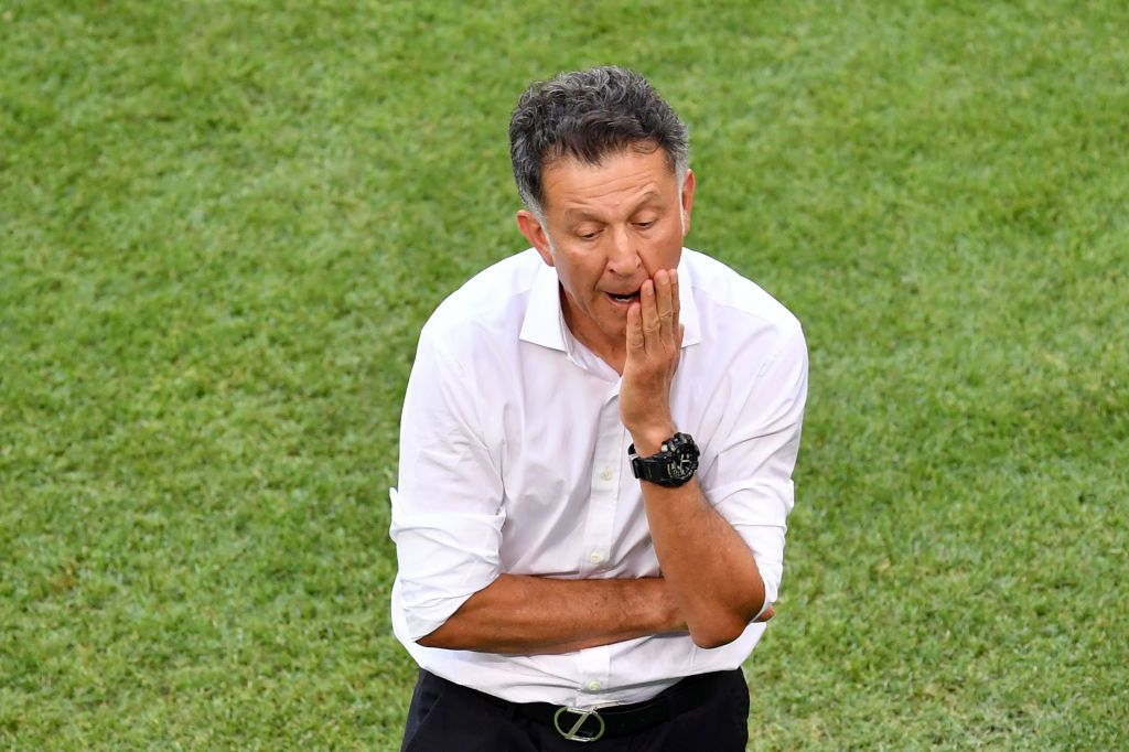 Juan Carlos Osorio deja la selección de Paraguay.  (Photo by Hector Vivas/Getty Images)