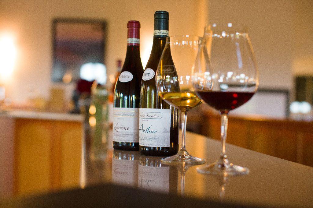 Domaine Drouhin wines, Oregon