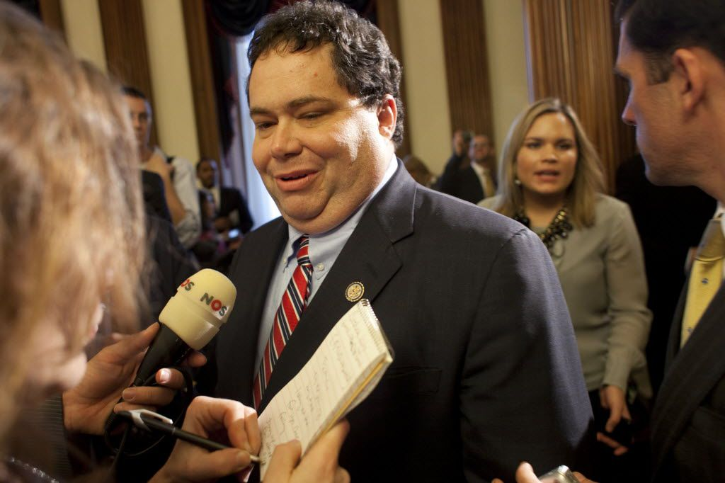 """Rep. Blake Farenthold, R-Corpus Christi, told MSNBC that he would """"consider"""" continuing to endorse Donald Trump even if Trump described himself as a rapist."""