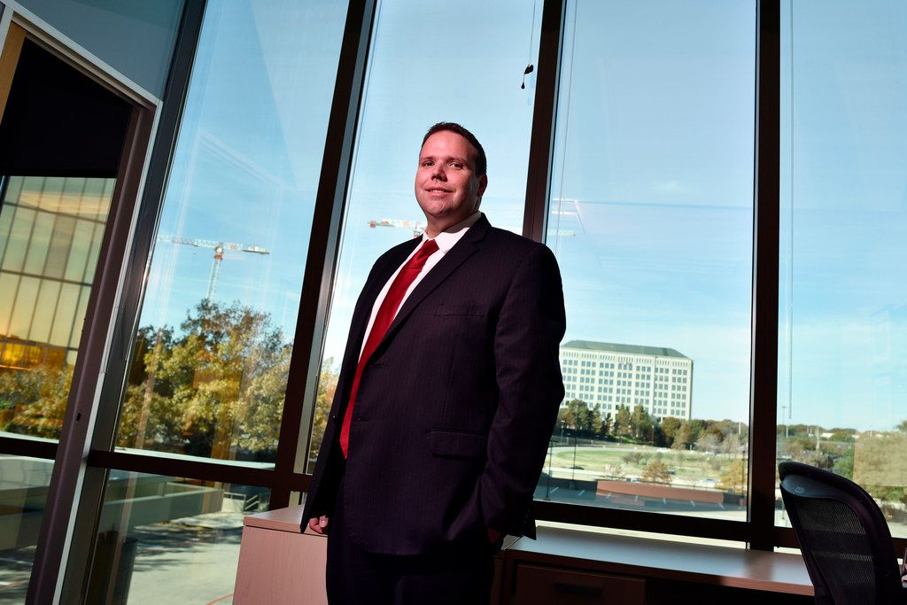 Matthew Randazzo, CEO of the National Math and Science Initiative, will take over as head of the Dallas Foundation in mid-2018.