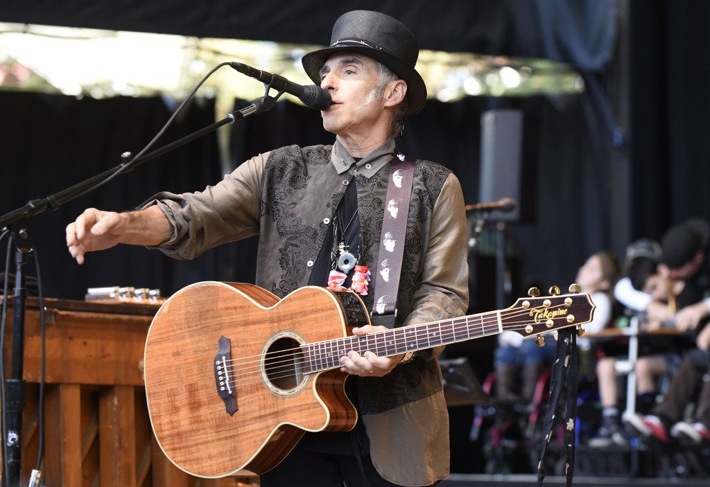 Nils Lofgren will make a stop at the Kessler Theater in Dallas on March 30.