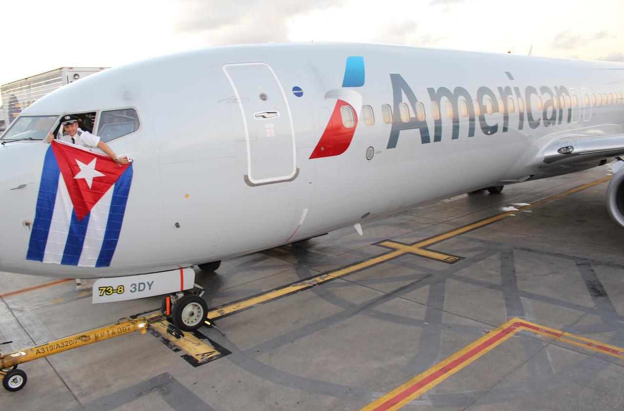American Airlines comenzará sus vuelos a Cuba a partir de septiembre. (TNS/CORTESÍA)