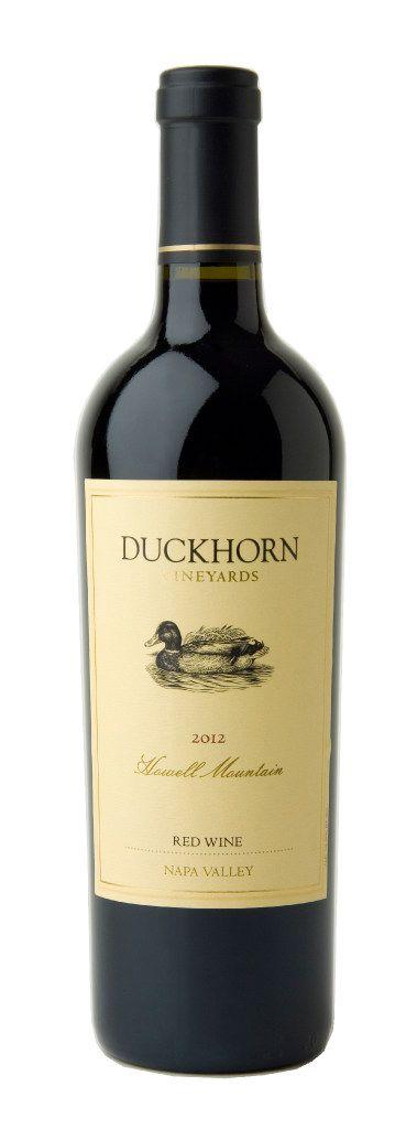 Duckhorn Vineyards, Napa Valley, Howell Mountain Red 2012 ($99-$104)