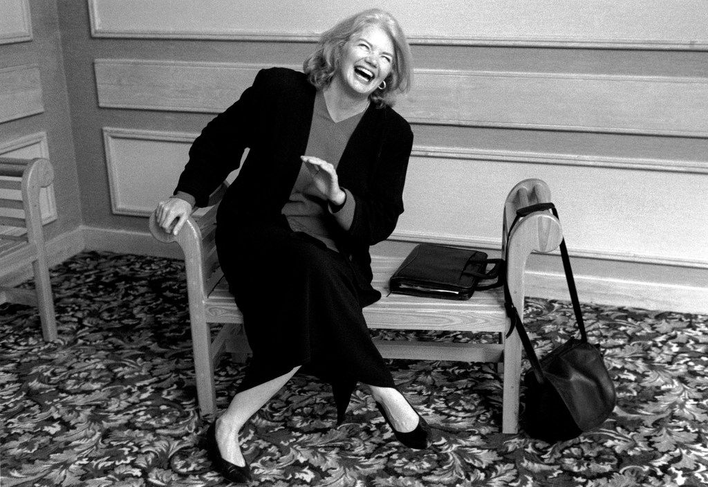 Molly Ivins is the subject of the new documentary Raise Hell.