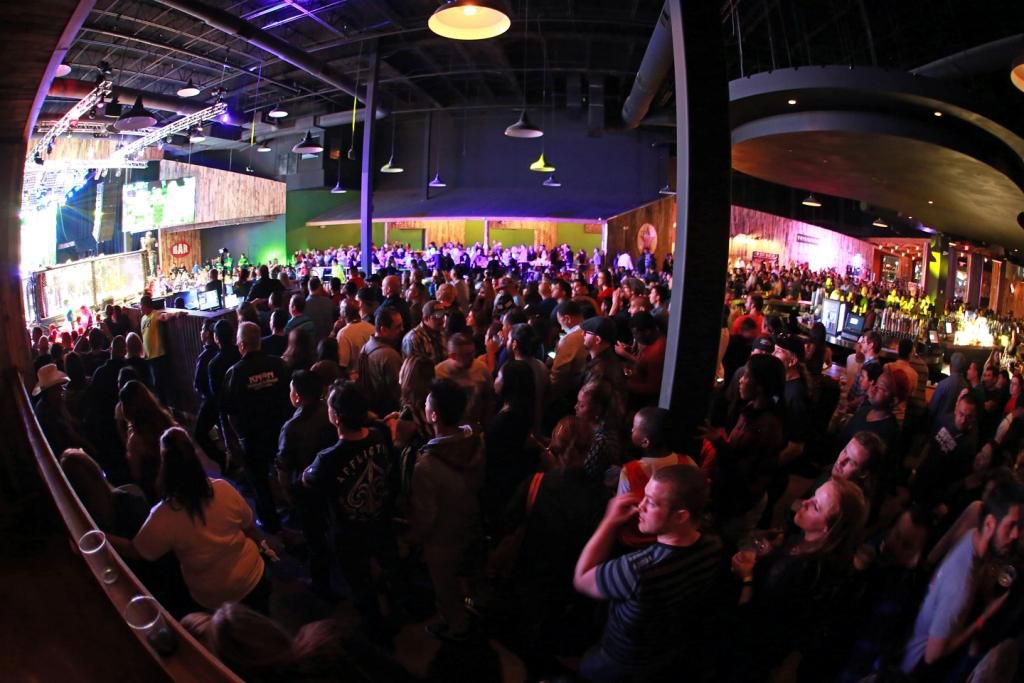 Evento de XKO en Gas Monkey Live de Dallas. Fotos OMAR VEGA