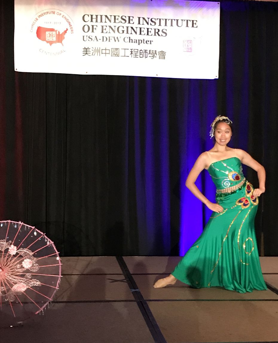 A cultural performance was part of the 2017 CIE/USA-DFW Annual Banquet Aug. 19 at the Renaissance Hotel in Richardson.