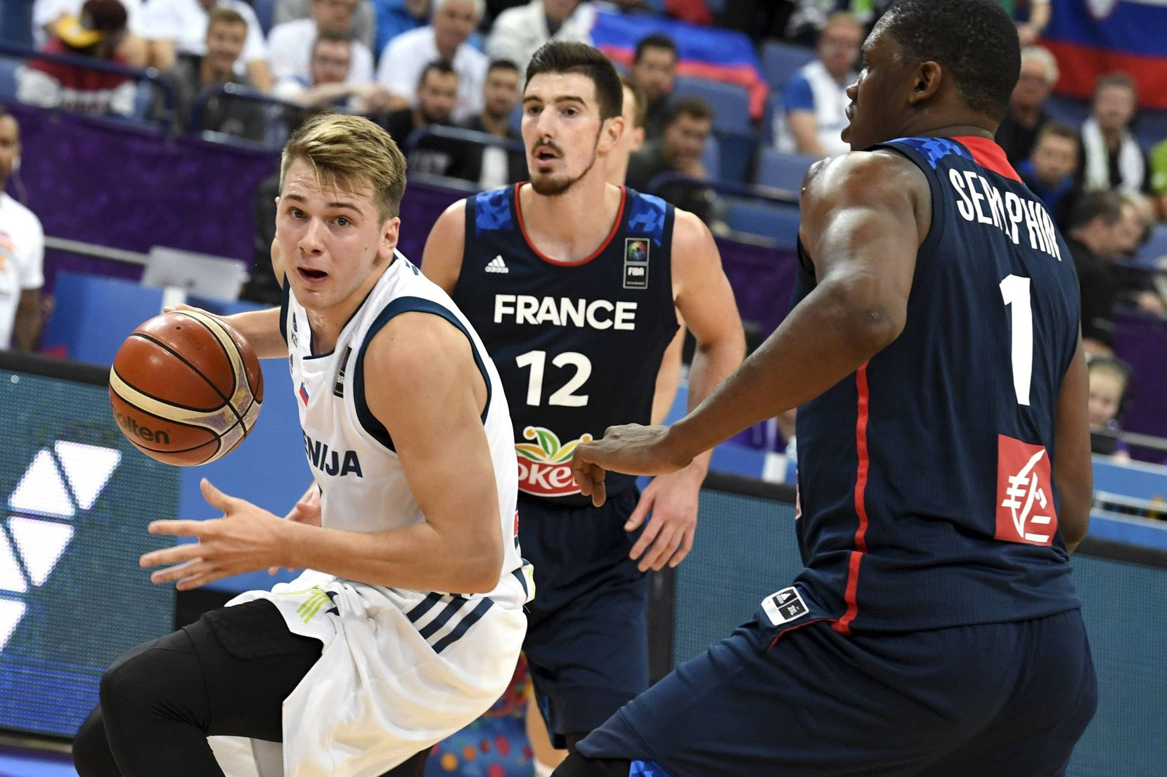 Luka Doncic. Foto Getty Images
